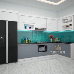 Tủ Bếp Picomat- Nội Thất Vietkit Home