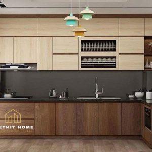 Tủ Bếp Laminate | Vietkit Home