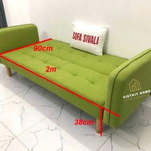Đơn vị thiết kế và làm Ghế Sofa Phòng Ngủ đẹp- Vietkit Home