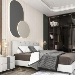 Nội Thất Vietkit Home chuyên thiết kế và thi công, phòng ngủ,giường ngủ đẹp. chất lượng.